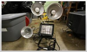 Low Budget Lights