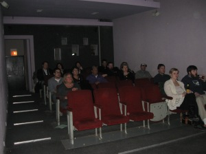 First Audience for Sci Fi Sol
