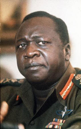 dictator idi amin Idi amin dada (1925 august16 2003) was the military dictator and president of uganda from 1971 to 1979 amin joined the british colonial regiment, the king's.