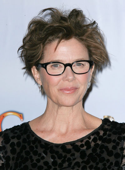 Annette Bening: the onscreen face of Mrs. Miller?
