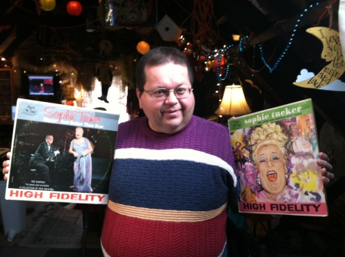Sophie Tucker albums from the 1960s