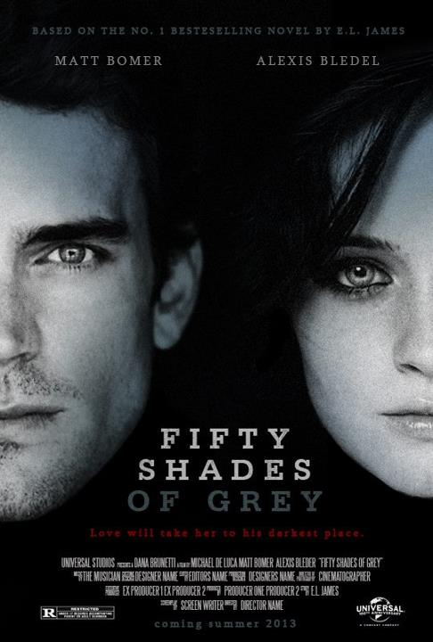 The new fifty shades of grey movie the underground for Fifty shades od gray