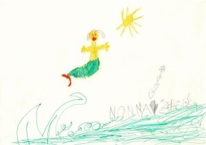 Noona Mermaid