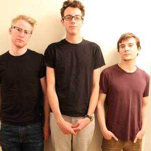 Nonpronto (L to R): Dan Collins, Piano/Vocals; Josh Murtha, Bass; Luke Angle, drums.