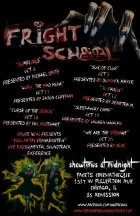 Fright School