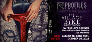 At the same time that allegations of physical and sexual abuse against its actors went public, Profiles Theatre had this ad for its next--now cancelled--production