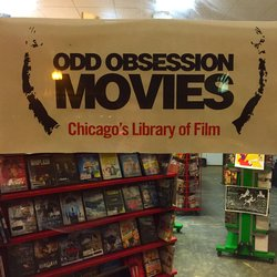 Chicago's Odd Obsession Movies, one of the indie video stores still surviving despite Netflix and cable